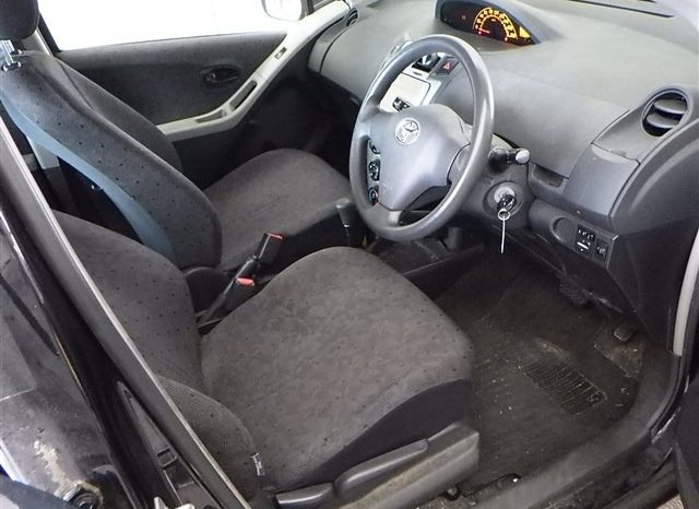 Toyota Vitz 2007 full