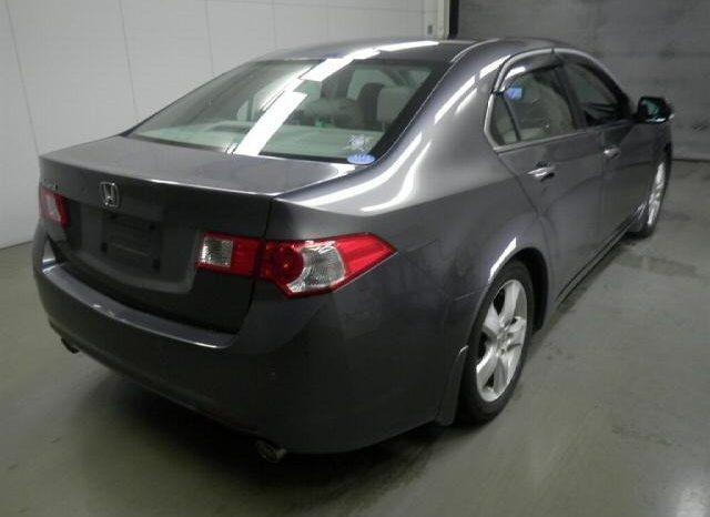 Honda Accord 2009 full