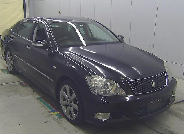 Toyota Crown 2009 full